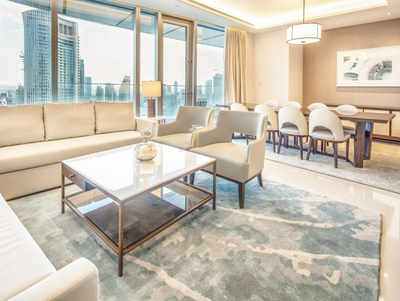 Unavailable Penthouse in The Address Residence Sky View Towers, Downtown Dubai