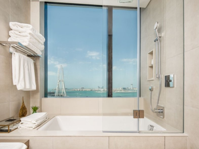 Unavailable Apartment in The Address Residences Jumeirah Resorts & Spa, Jumeirah Beach Residence