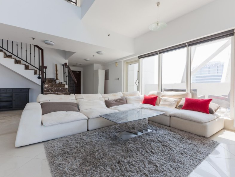 Unavailable Duplex in Concorde Tower, Jumeirah Lake Towers