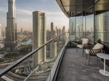 Unique View Serviced Apartments Sky View