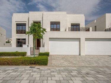 Modern Arabic 6 Bedroom Ready Villa in District One