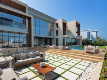Custom Made 5 BR Modern Style Signature Villa