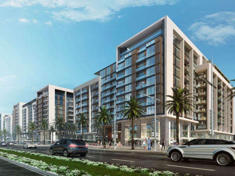 Unavailable Apartment in Acacia Park Heights, Dubai Hills