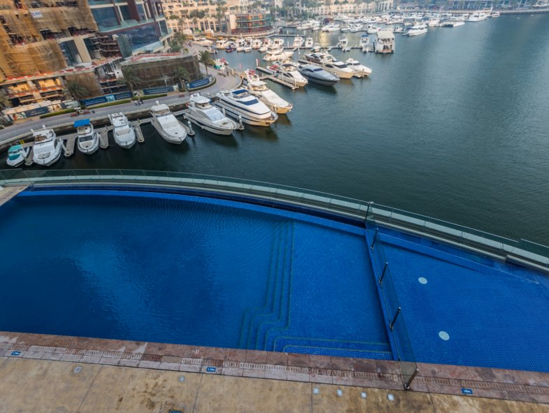 Apartment available for sale in Cayan Tower, Dubai Marina