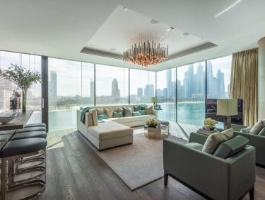 Luxurious Penthouse|Breathtaking Skyline&Sea Views
