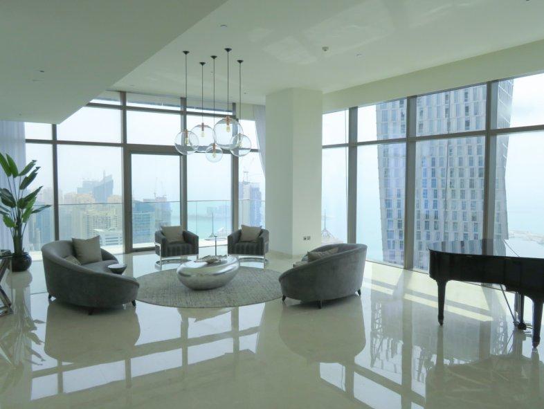 Unavailable Penthouse in Marina Gate, Dubai Marina