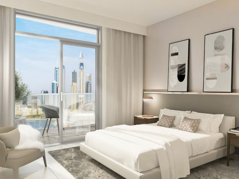 Apartment available for sale in Emaar Beachfront, Dubai Harbour