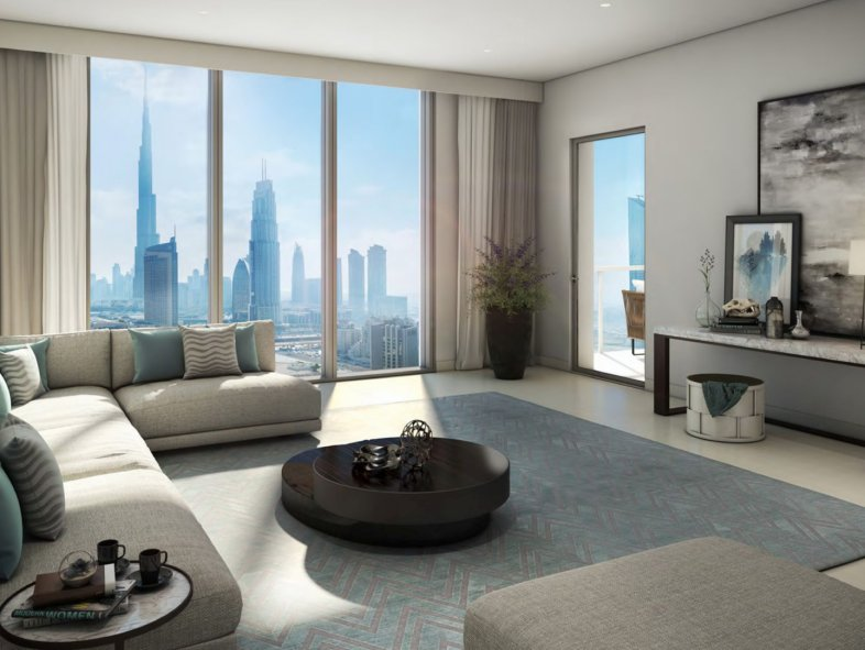Unavailable Apartment in Downtown Views II, Downtown Dubai