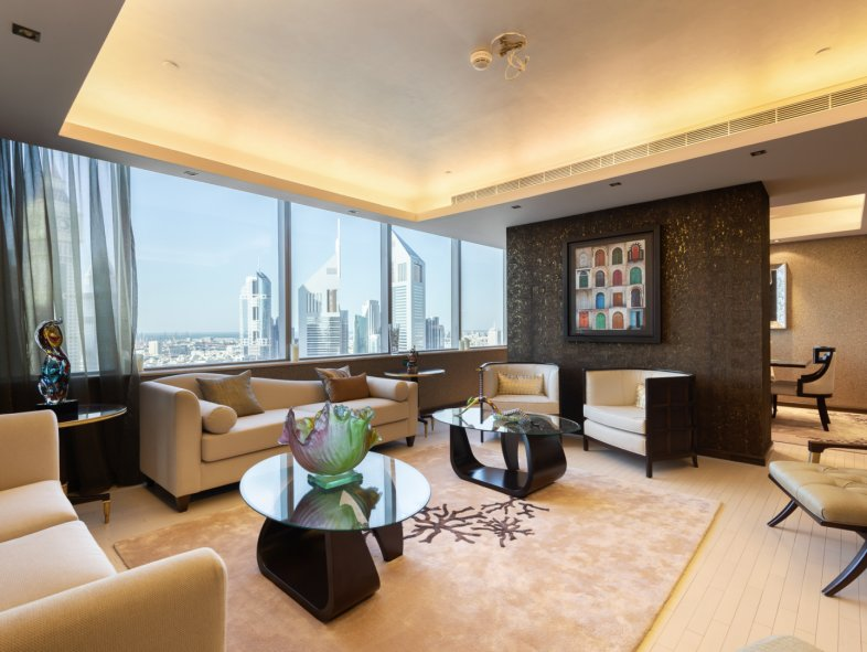 Penthouse available for sale in Sky Gardens, DIFC