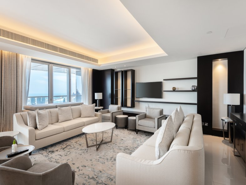 Unavailable Penthouse in The Address Downtown, Downtown Dubai