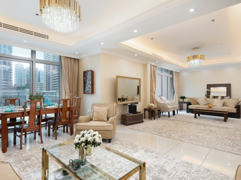 Unavailable Villa in Marina Wharf 2, Dubai Marina