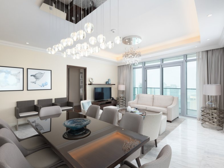 Unavailable Apartment in The Address Residence Fountain Views, Downtown Dubai