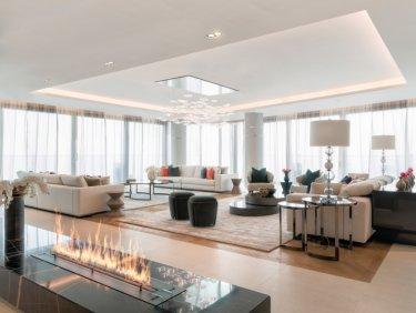 Elegant 4BR Apartment at W Residences Dubai