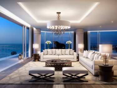 Stunning Penthouse at W Residences Dubai