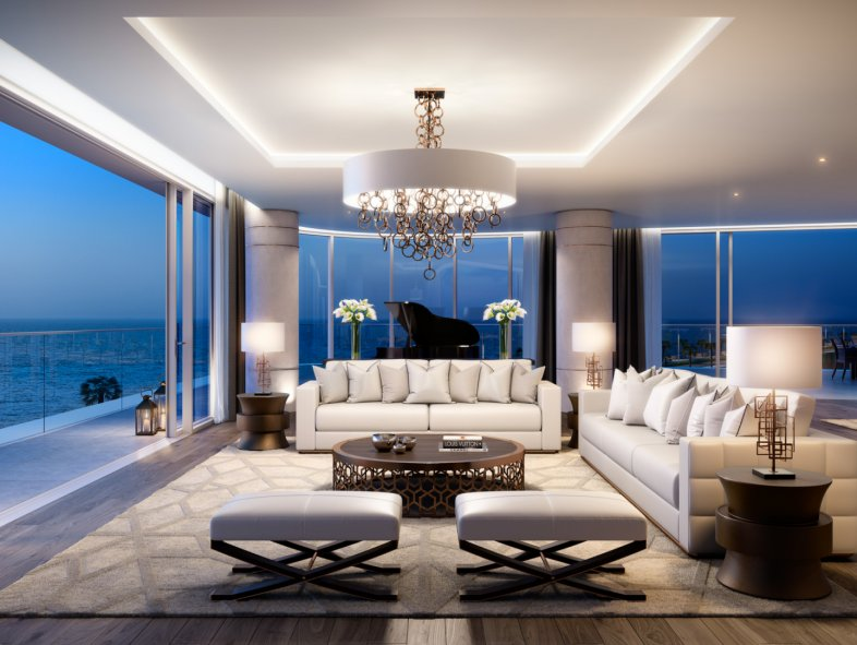 Penthouse available for sale in W Residences, Palm Jumeirah