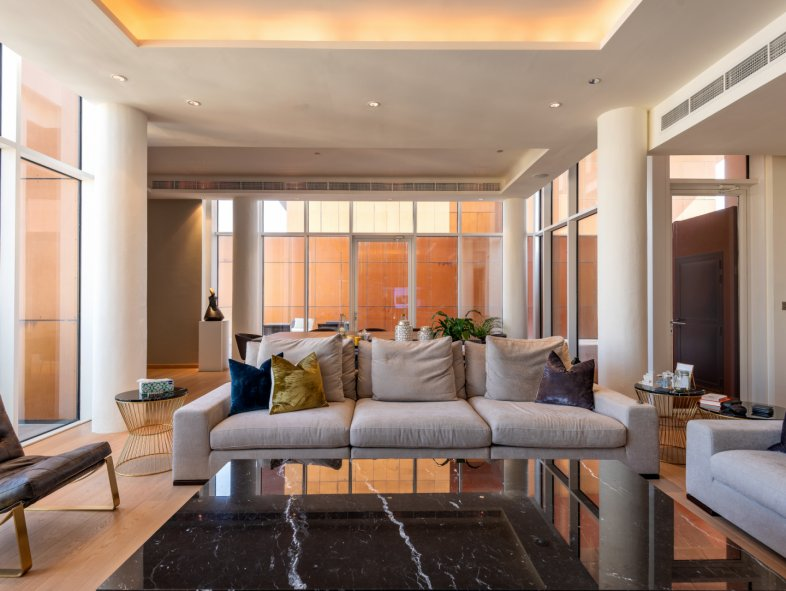 Penthouse available for sale in Tiara Residences, Palm Jumeirah