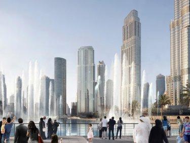 2 Bed Burj & Fountain Views   Payment Plan