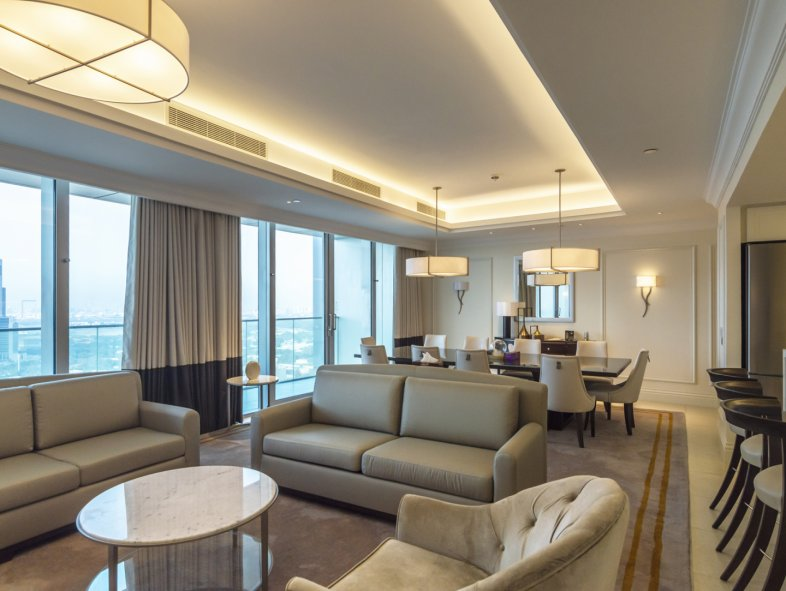 Apartment available for rent in The Address Residence The Blvd, Downtown Dubai