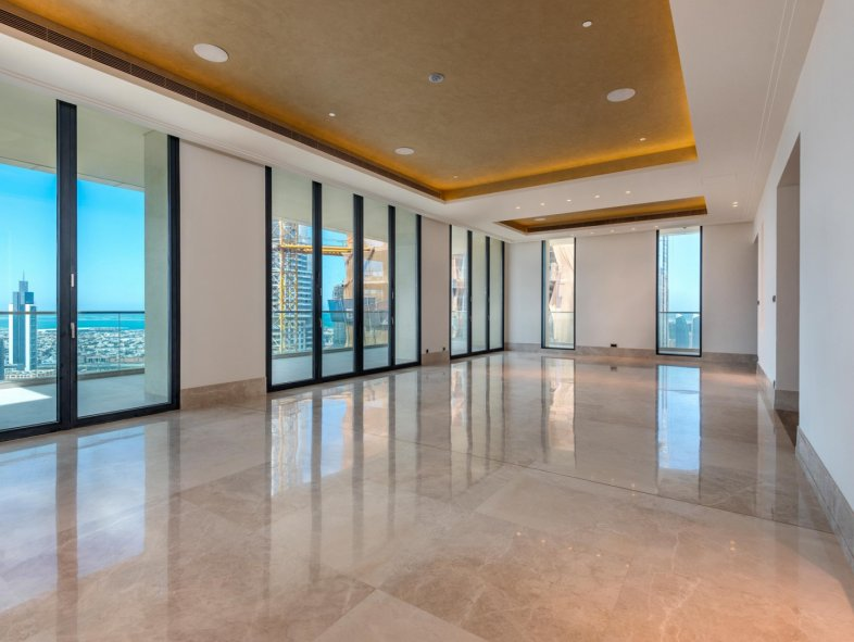 Unavailable Penthouse in The 118, Downtown Dubai