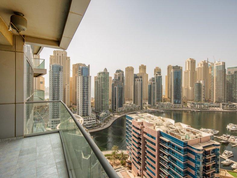 Unavailable Apartment in The Waves, Dubai Marina