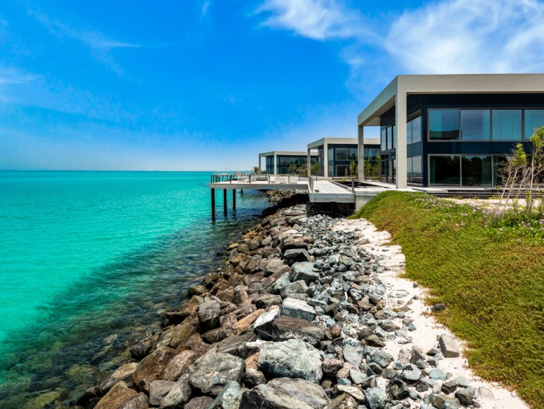 Villa available for sale in Water Villa, Nurai Island