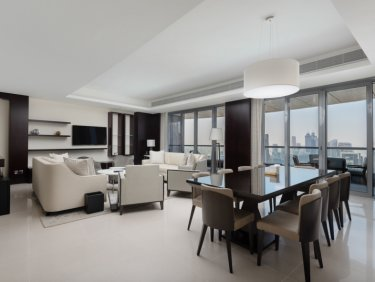 Superprime 4 Bed Penthouse in The Address Downtown