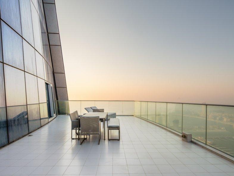 Unavailable Penthouse in Damac Heights, Dubai Marina