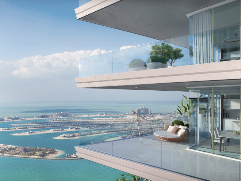 Unavailable Apartment in Emaar Beachfront, Dubai Harbour