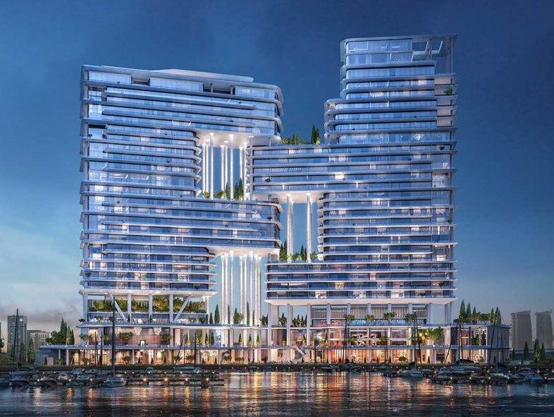 Apartment available for sale in Dorchester Collection, Business Bay