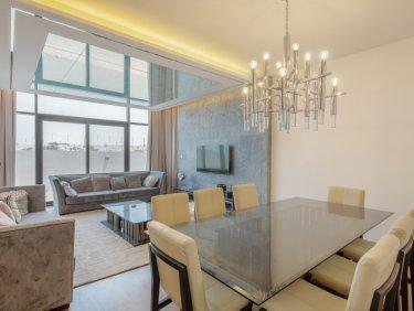 Brand new corner villa in Damac Hills