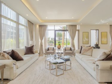 Trump designed villa in Damac Hills