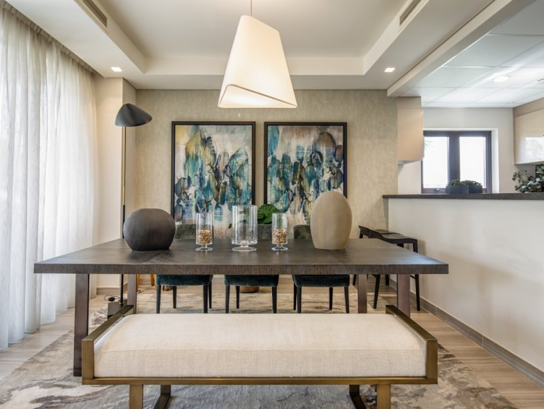 Attached townhouse available for sale in Damac Hills, Dubai Land