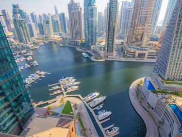 Brand new apartment in Dubai Marina