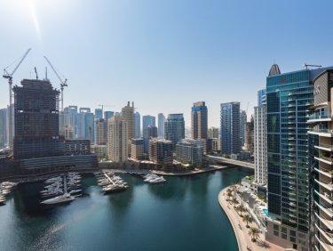 Breathtaking Marina Views - High Floor - VOT - Handover Condition