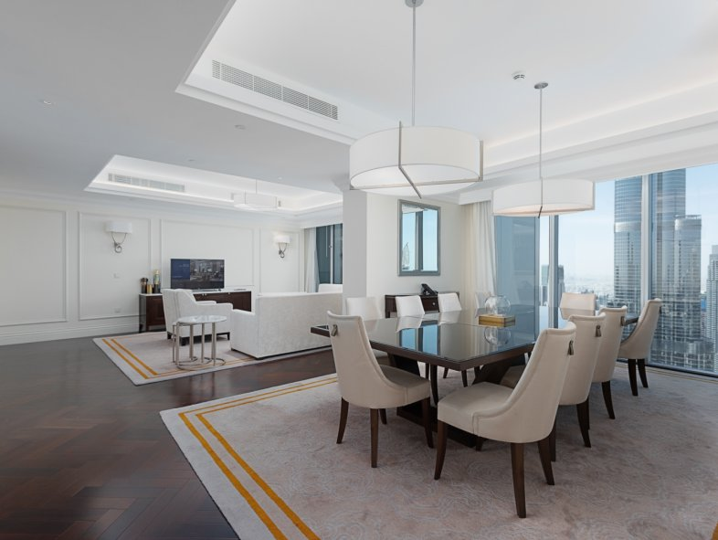 Unavailable Apartment in The Address BLVD Sky Collection, Downtown Dubai