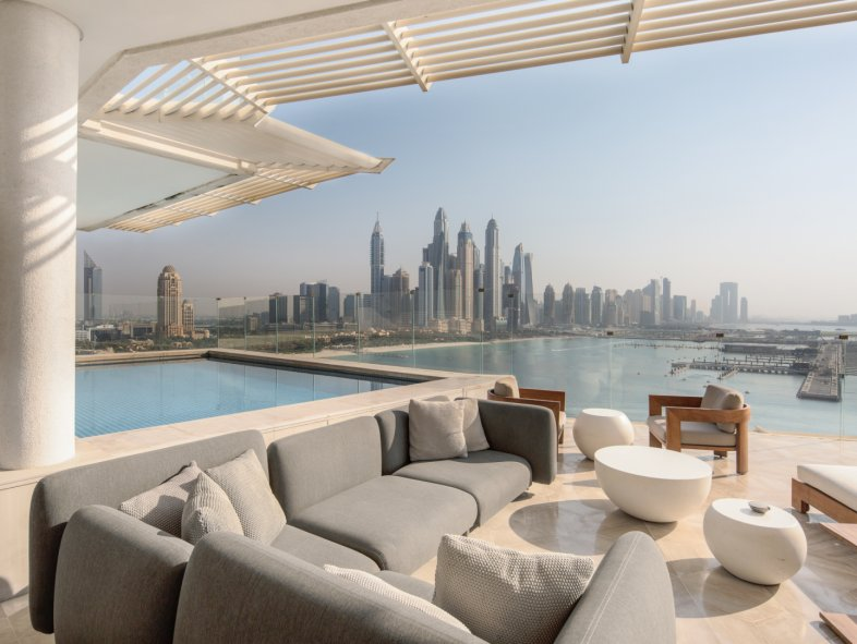 Penthouse available for sale in Five Palm Jumeirah (Viceroy), Palm Jumeirah