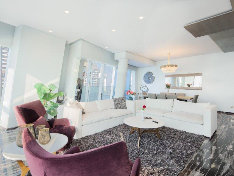 Penthouse available for sale in Damac Heights, Dubai Marina