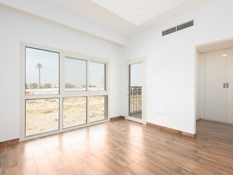Unavailable Attached townhouse in Alandalus, Jumeirah Golf Estates
