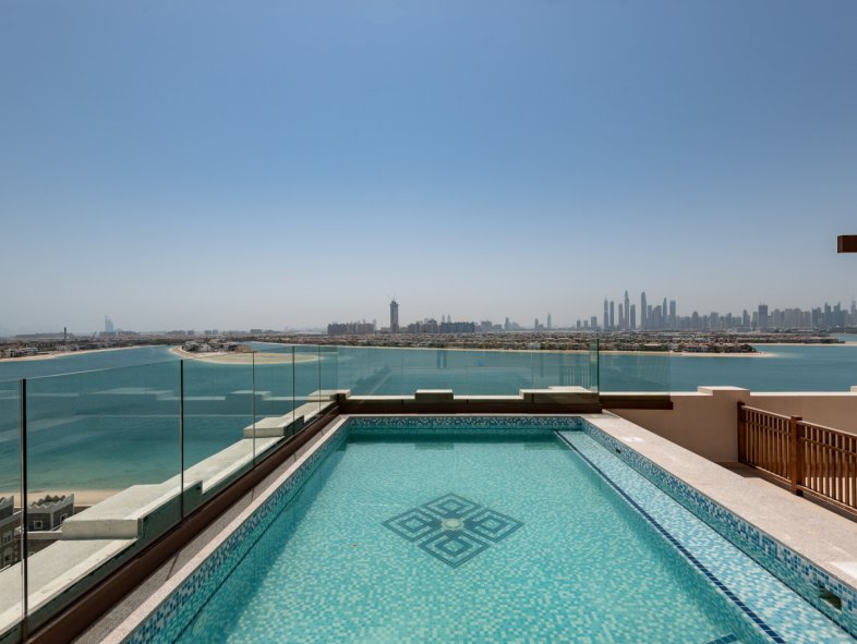 Unavailable Penthouse in Kingdom Of Sheba, Palm Jumeirah
