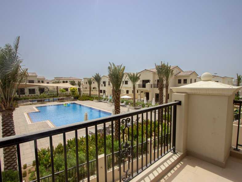 Villa available for sale in Aseel, Arabian Ranches