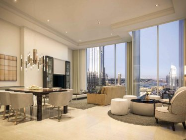 Amazing views | 4 Bedroom Opera Grand