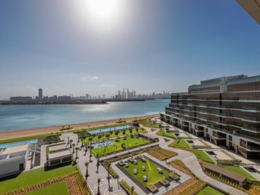 Stunning Sea View | 3 Bed Apartment at The 8