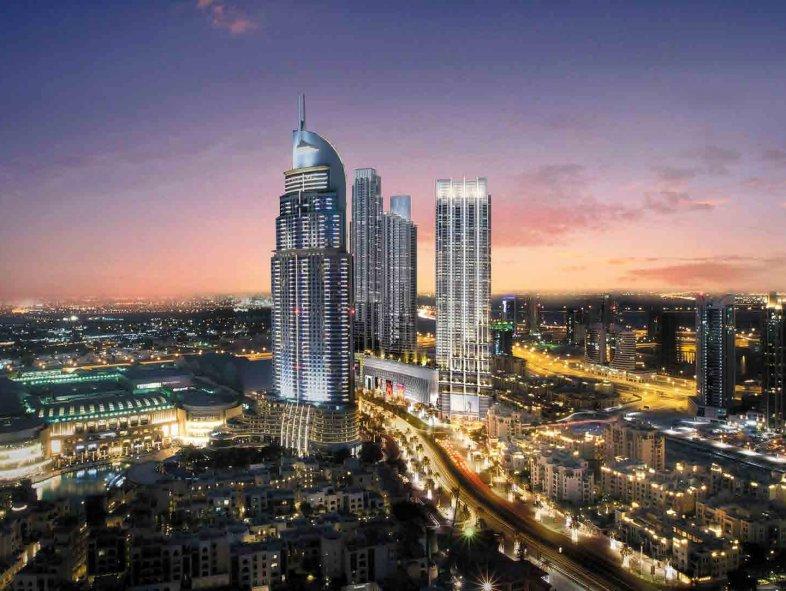 Unavailable Apartment in Boulevard Point , Downtown Dubai
