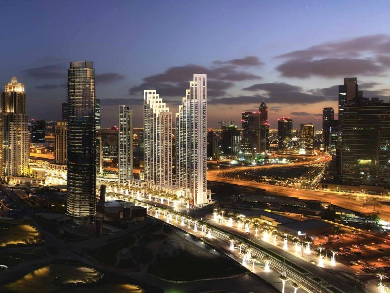 Apartment available for sale in Blvd Heights, Downtown Dubai