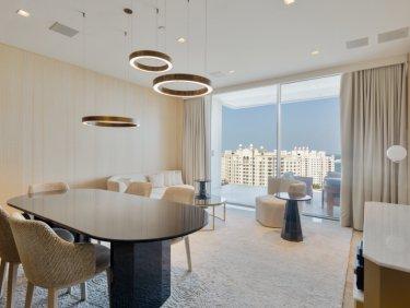 Sea view corner Palm Jumeirah apartment