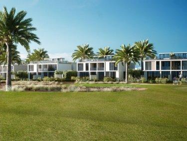 Unique 4 Bed Club Villas | Golf Course View