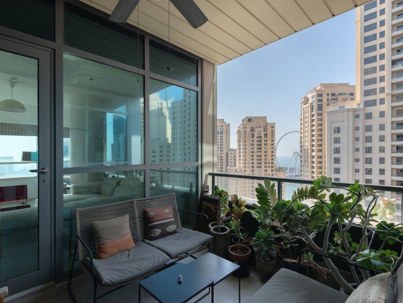 Unavailable Apartment in Al Sahab, Dubai Marina