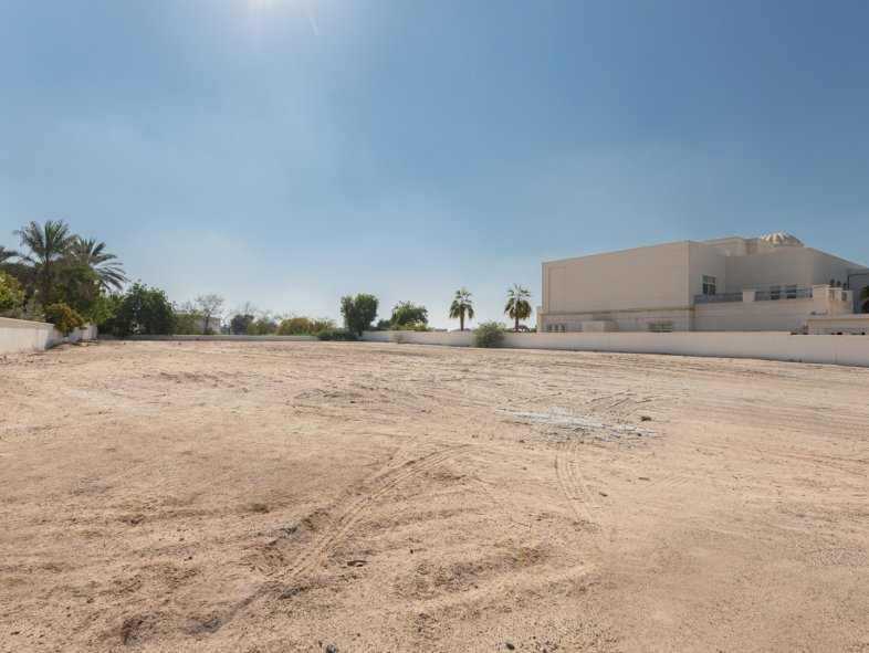 Unavailable Plot in L Sector, Emirates Hills
