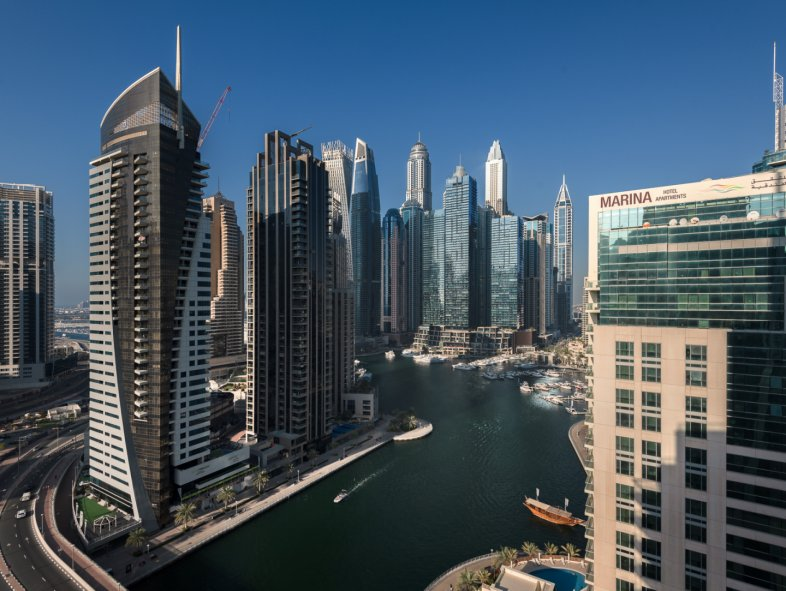 Unavailable Apartment in Trident Bayside, Dubai Marina