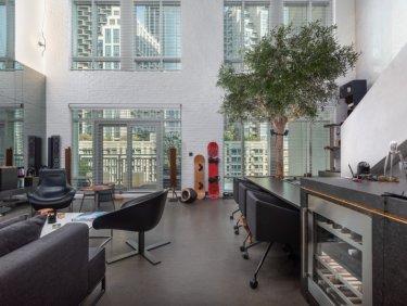 Contemporary duplex apartment in Downtown Dubai